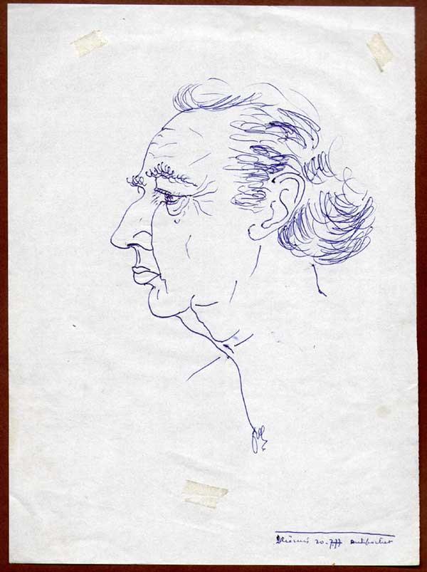 Shuteriqi autoportret